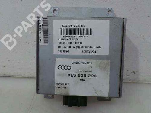 8E5035223 | 8E5035223 | Electronic Module A4 (8EC, B7) 2.0 TDI 16V (140 hp) [2004-2008] BLB 5023793