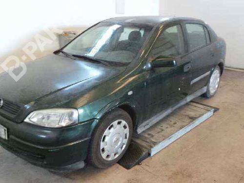 Manuell girkasse OPEL ASTRA G Hatchback (T98) 1.7 DTI 16V (F08, F48) A00302F17W355 | 28939993