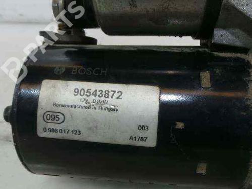 Startmotor OPEL CORSA C (X01) 1.2 (F08, F68) 90543872 | 90543872 | 30991655