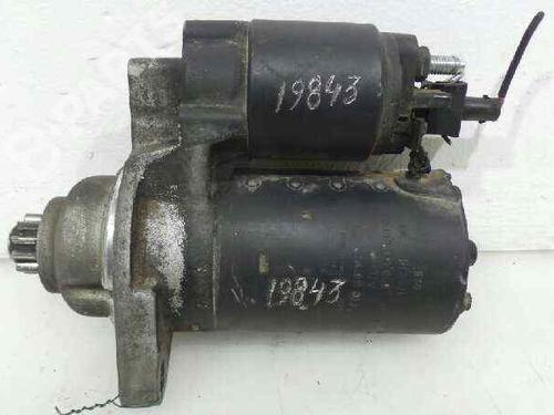 Startmotor AUDI A3 (8L1) 1.8 T 02A911023L | 02A911023L | 29170639