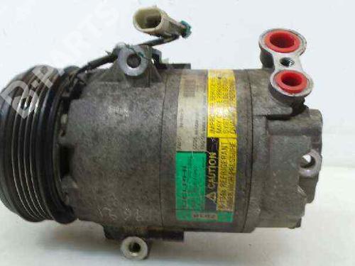 AC Kompressor OPEL CORSA C (X01) 1.2 (F08, F68) 09132918 | 09132918 | 30991650