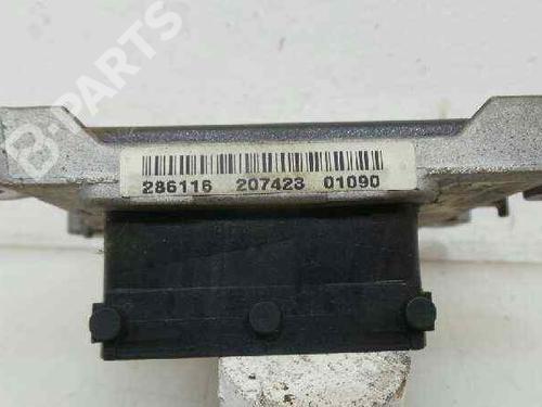 Motorstyringsenhet OPEL CORSA C (X01) 1.2 (F08, F68) 0261207423   0261207423   30849837