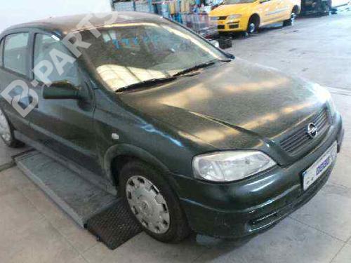 Manuell girkasse OPEL ASTRA G Hatchback (T98) 1.7 DTI 16V (F08, F48) A00302F17W355 | 28939987