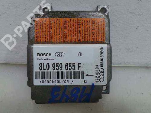 Kollisjonspute styreenhet AUDI A3 (8L1) 1.8 T 8L0959655F | 8L0959655F | 29169898