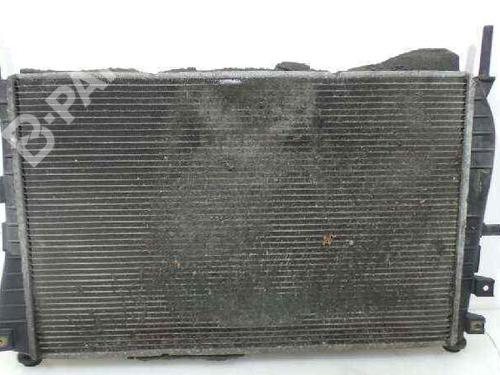 Radiador agua FORD MONDEO III (B5Y) 2.0 TDCi (130 hp) 2S718005DC | 2S718005DC |