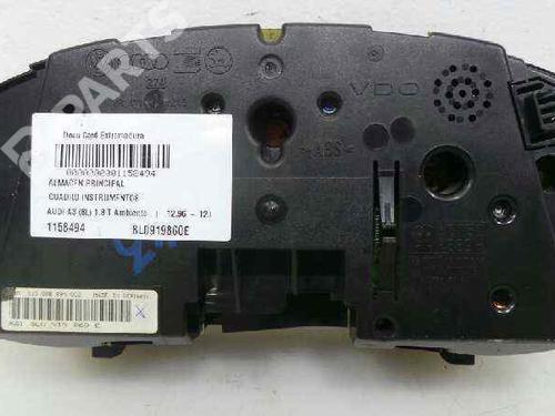 Kombinert Instrument AUDI A3 (8L1) 1.8 T 8L0919860E | 8L0919860E | 29170358