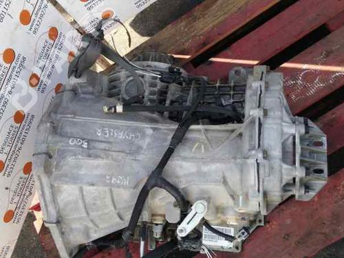 Caixa velocidades manual CHRYSLER 300 M (LR) 2.7 V6 24V TPKTK2411D5451  P04799941AB 237850