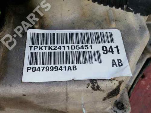Caixa velocidades manual CHRYSLER 300 M (LR) 2.7 V6 24V TPKTK2411D5451  P04799941AB 237851