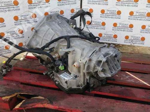 Caixa velocidades manual CHRYSLER 300 M (LR) 2.7 V6 24V TPKTK2411D5451  P04799941AB 237852