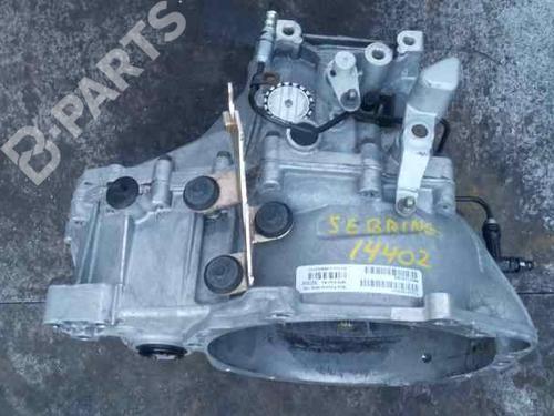 Caixa velocidades manual CHRYSLER SEBRING (JS) 2.0 VVT 5273320AC 238043