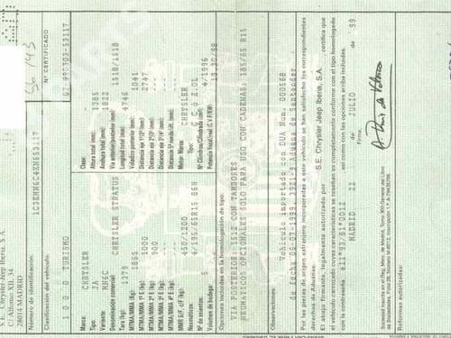 Capot CHRYSLER STRATUS (JA) 2.0 16V 04646849AD 14438903