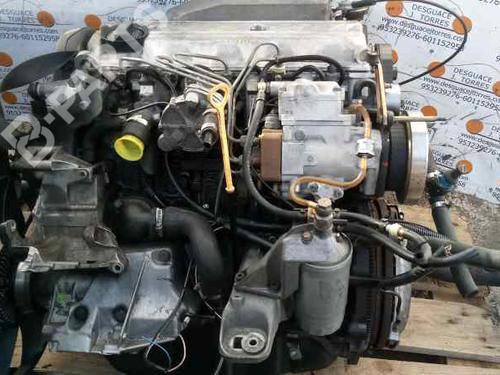 AEL | Motor A6 (4A2, C4) 2.5 TDI (140 hp) [1994-1997] AEL 2288117