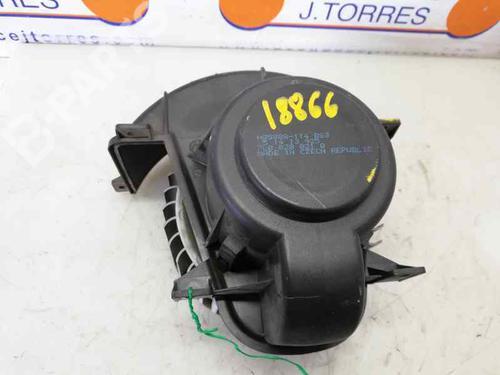 Heater Blower Motor  AUDI, Q7 (4LB) 3.0 TDI quattro(4 doors) (233hp) BUG, 2006-2007-2008 16558987