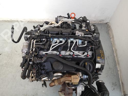 CAHA | Motor A6 (4F2, C6) 2.0 TDI (136 hp) [2004-2011]  8276010