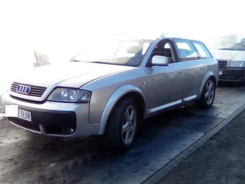 AUDI ALLROAD (4BH, C5) 2.5 TDI quattro (180 hp) [2000-2005] 27043231