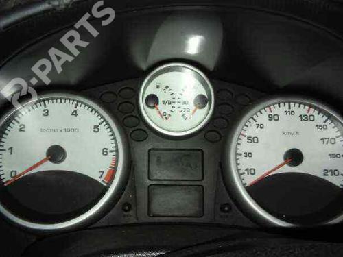 6103JT Quadrante 207 (WA_, WC_) 1.4 16V (88 hp) [2006-2013] KFU (ET3J4) 205347