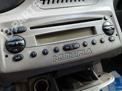 Auto-radio MULTIPLA (186_) 1.9 JTD 115 (115 hp) [2002-2010] 186 A8.000 4231540