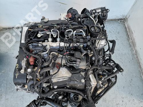 CNH   Motor A6 (4G2, 4GC, C7) 2.0 TDI (190 hp) [2013-2018] CNHA 7477629