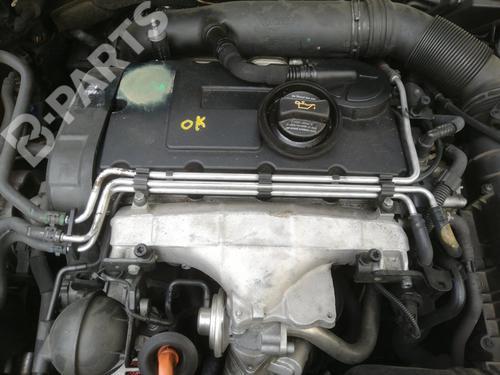 BKD   Motor A3 (8P1) 2.0 TDI 16V (140 hp) [2003-2012] BKD 6900135