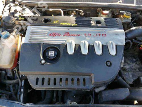 Moteur 156 (932_) 1.9 JTD (932.A2B00, 932.A2C00) (115 hp) [2001-2005] 937 A2.000 4892801