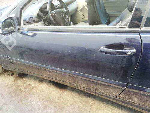Puerta delantera izquierda C-CLASS Coupe (CL203) C 180 Kompressor (203.746) (143 hp) [2002-2008] M 271.946 6657048