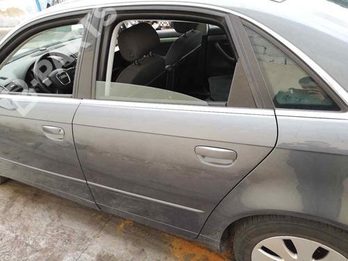Tür links hinten A4 (8EC, B7) 2.0 TDI 16V (140 hp) [2004-2008] BLB 7259264