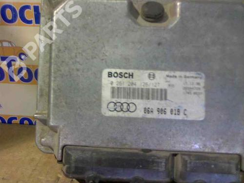 06A906018C Motorstyringsenhet A3 (8L1) 1.8 (125 hp) [1996-2003] AGU 145165