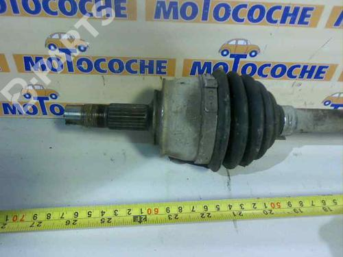 TRANSMISION | F1194 | Transmissão frente esquerda GRANDE PUNTO (199_) 1.4 16V (199BXG1B, 199AXG1B) (95 hp) [2005-2011]  505315