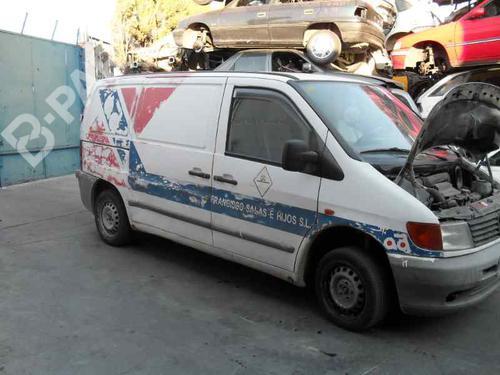 MERCEDES-BENZ VITO Van (638) 112 CDI 2.2 (638.094) (122 hp) [1999-2003] 14436753