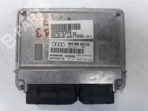 06A906033DS | 5WP4024003 | Motorstyringsenhet A3 (8P1) 1.6 (102 hp) [2003-2012] BGU 372095