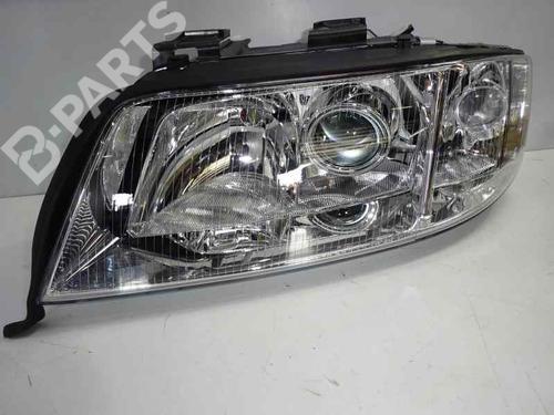 Left Headlight AUDI A6 (4B2, C5) 2.5 TDI 4B0941029N 14430245