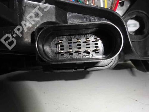 Left Headlight AUDI A6 (4B2, C5) 2.5 TDI 4B0941029N 14430247