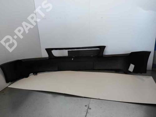 Front Bumper AUDI A3 (8L1) 1.9 TDI 8L0807111ANGRU 14430160