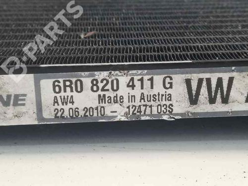 AC Radiator 6R0820411G AUDI, A1 (8X1, 8XK) (3 doors), 2010-2011-2012-2013-2014-2015-2016-2017-2018 14850582