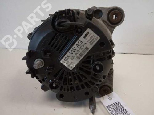 Alternator AUDI A3 (8P1) 1.6 TDI 06F903023FX 14850711