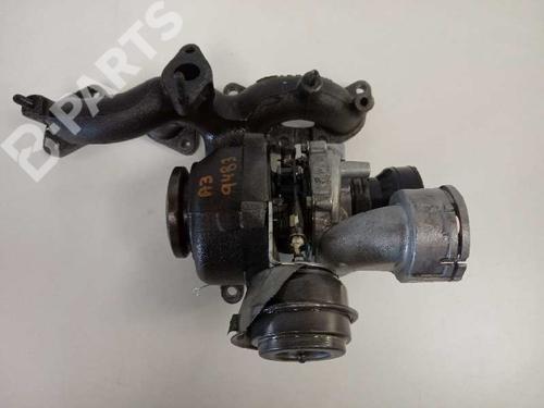 Turbo 03G253010 AUDI, A3 (8P1) 2.0 TDI(3 doors) (140hp), 2005-2006-2007-2008 14845745