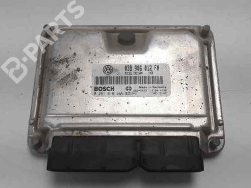 038906012FN Centralina do motor LEON (1M1) 1.9 TDI (90 hp) [1999-2006] ALH 3204579