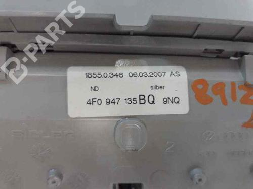 Plafoniera AUDI A6 (4F2, C6) 2.7 TDI 4F0947135BQ   39677514