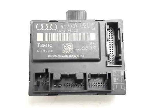 Elektronisk modul AUDI A6 (4F2, C6) 3.0 TDI quattro 4F0959792E | 34453195