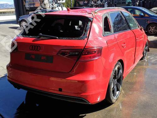 Selettore del cambio manuale AUDI A3 Sportback (8VA, 8VF) 1.8 TFSI 8V1713463A   38743612