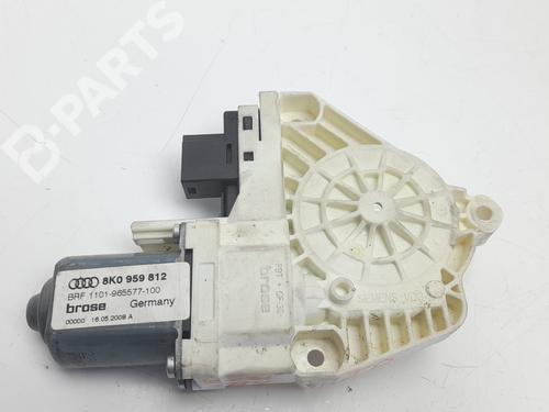 Elevalunas trasero derecho AUDI A4 (8K2, B8) 2.0 TDI (143 hp) 8K0959812  