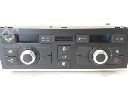 Mando climatizador AUDI A6 (4F2, C6) 3.0 TDI quattro 4F1820043AF | 5HB00883350 | 34453174