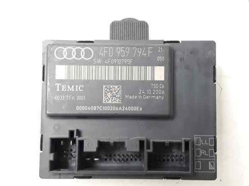 Modulo electronico AUDI A6 (4F2, C6) 3.0 TDI quattro 4F0959794F | 34453177