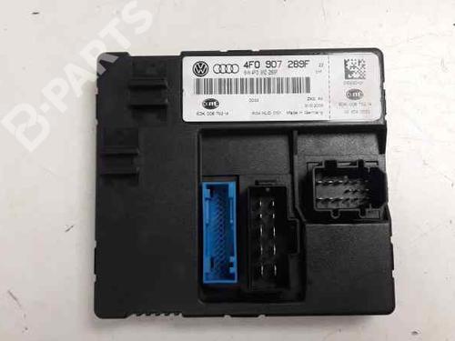Modulo electronico AUDI A6 (4F2, C6) 3.0 TDI quattro (233 hp) 4F0907289F | 5DK008762 |