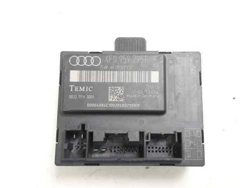 Modulo electronico AUDI A6 (4F2, C6) 3.0 TDI quattro (233 hp) 4F0959795F |
