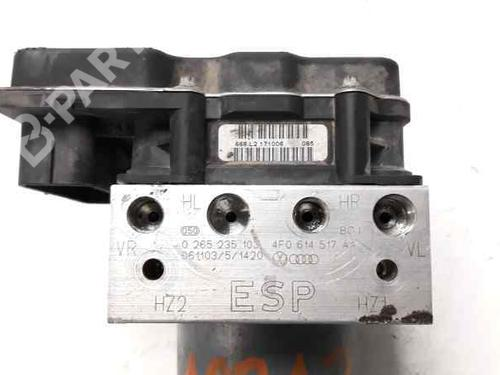 ABS Bremseaggregat AUDI A6 (4F2, C6) 3.0 TDI quattro 4F0614517AA | 4F0910517AD | 4F0614517AA | 34454329