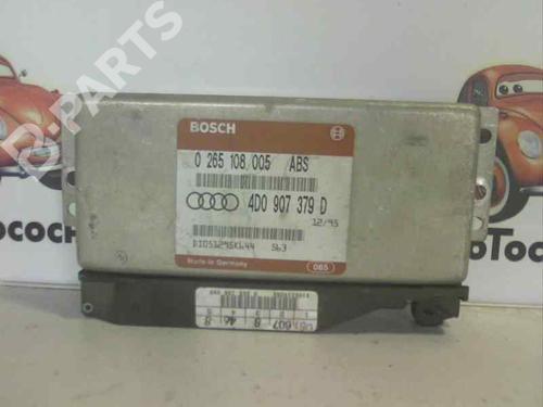 4D0907379D | 0265108005 | ABS Bremseaggregat A4 (8D2, B5) 1.9 TDI (90 hp) [1995-2000]  140040