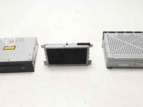 Sistema audio AUDI A6 (4F2, C6) 3.0 TDI quattro (233 hp) 4F0919603B | 4F0035541H | 4E0910887T |
