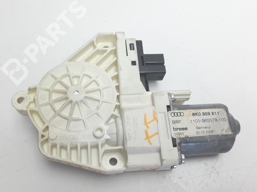 Elevalunas trasero izquierdo AUDI A4 (8K2, B8) 2.0 TDI (143 hp) 8K0959811  