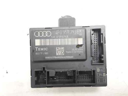 Modulo electronico AUDI A6 (4F2, C6) 3.0 TDI quattro (233 hp) 4F0959793E |